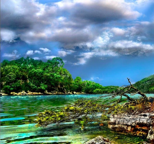 Mljet Islands National Park - places to visit in Croatia