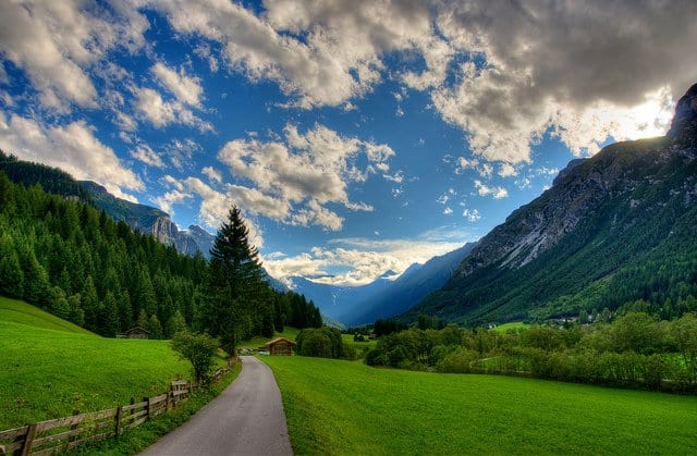 Most beautiful places to visit in Austria