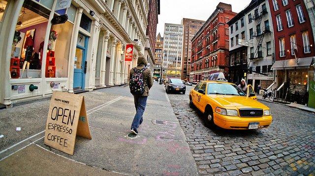 NoHo New York