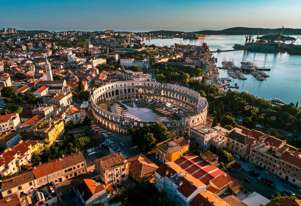Pula Croatia