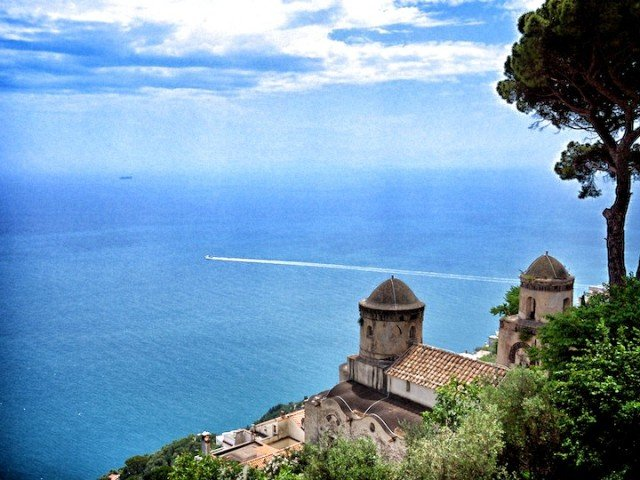 Ravello views Amalfi Coast