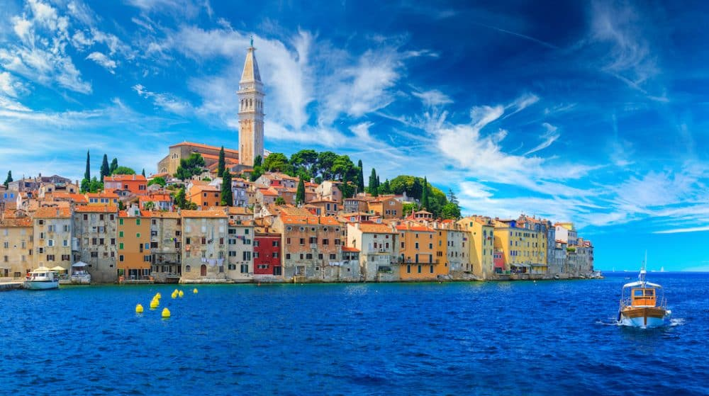 Rovinj Croatia - the best places to visit in Croatia