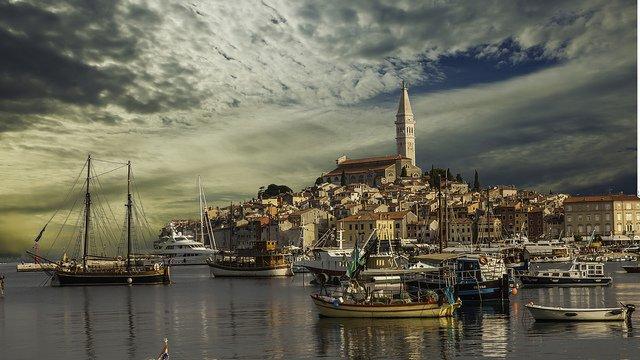 Rovinj - places to visit in Croatia