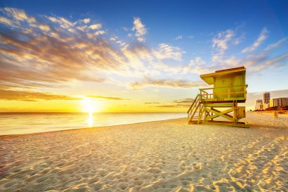 The most beautiful beaches in Florida, USA