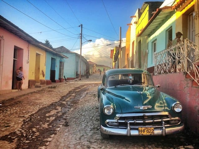 There's nowhere quite like Cuba Global Grasshopper