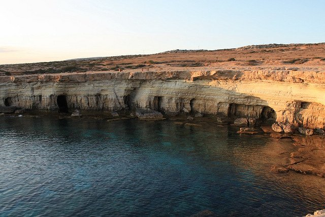 Unspoiled beaches Cyprus