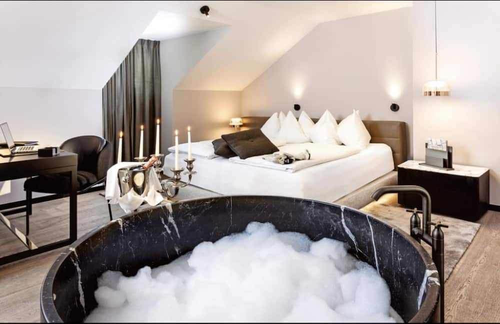 Cool hotel in Innsbruck Austria