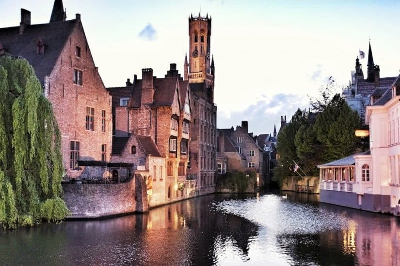 In BIG Pictures: beautiful Bruges, Belgium