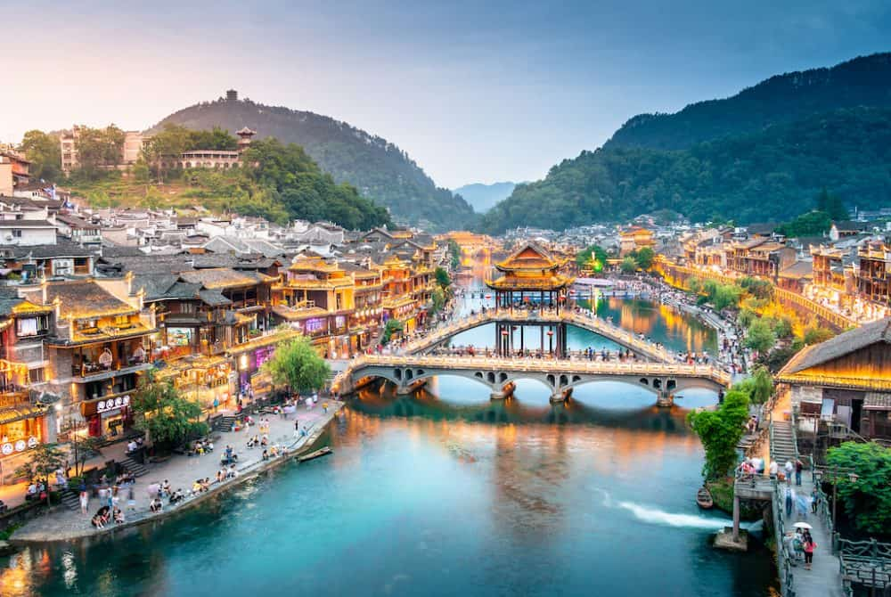 Fenghuang - most beautiful places to visit in China