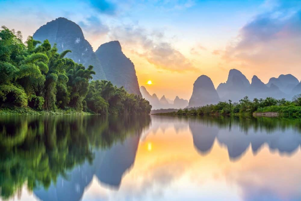 Guilin City China - best places to go in China