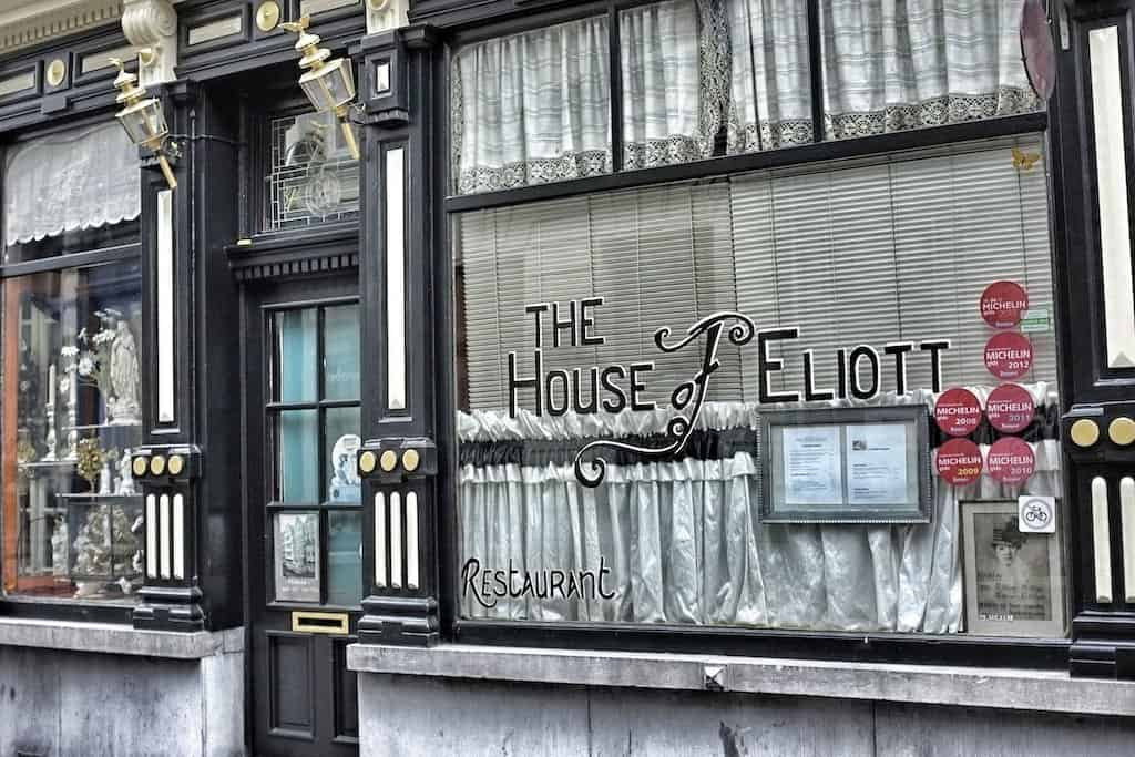 House of Elliot Ghent Pretty