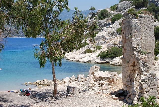 Kekova Bay
