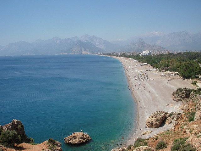 Beach hopping along the Turkish Riviera Global Grasshopper