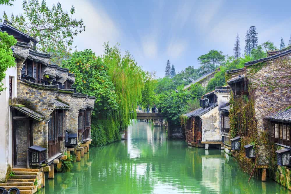 Wuzhen Water Town China