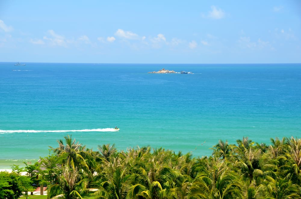 Yalong Bay - best places to visit in China