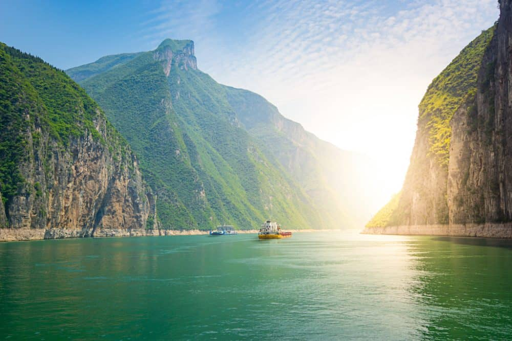 Yangtze River - most beautiful place to explore in China