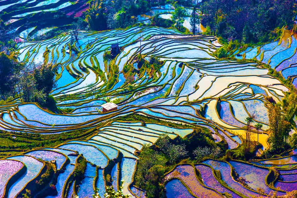 The most beautiful places to visit in China