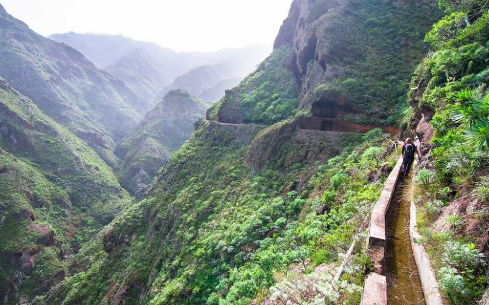 Anaga Mountains - beautiful places to visit in the Canary Islands