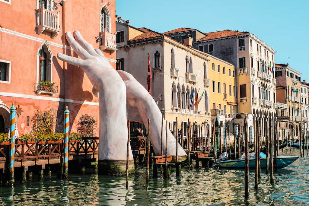 Biennale Venice travel