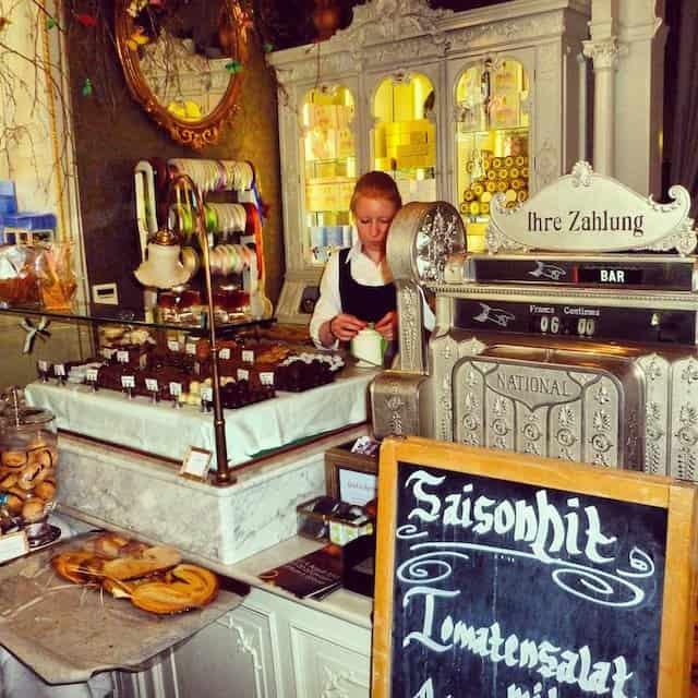 Cafe Schober Zurich