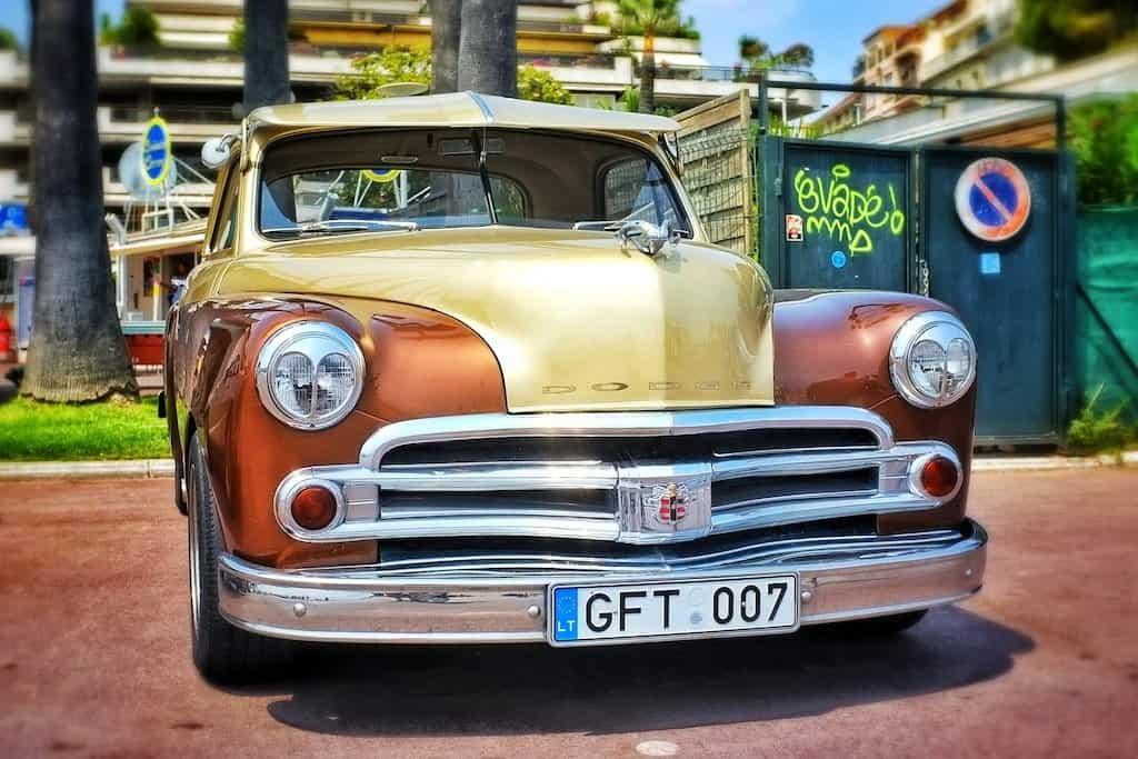 Cannes car