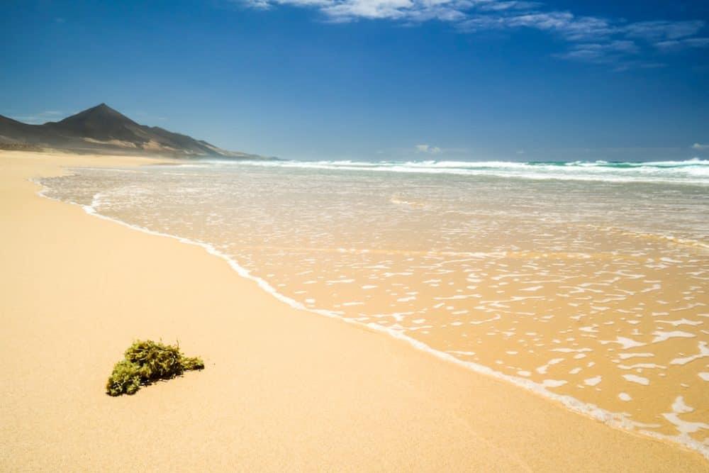 El Cofete Beach Fuerteventura; Canary Islands