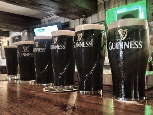 The Guinness Storehouse Ireland