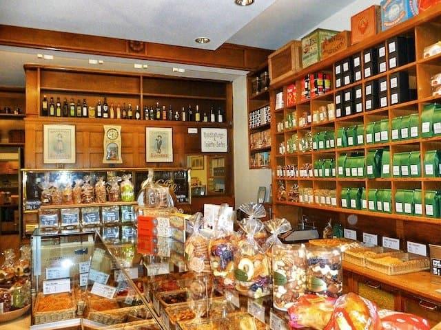Historic Shop Zurich