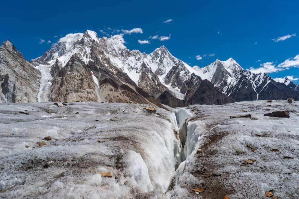 K2 basecamp - extreme travel