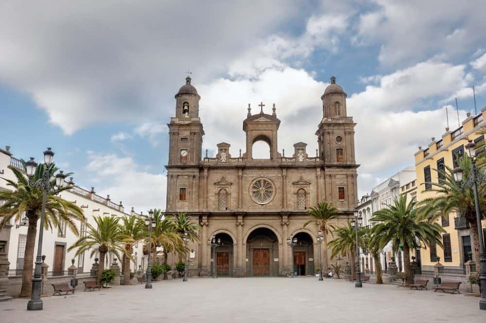 La Catedral, Gran Canaria