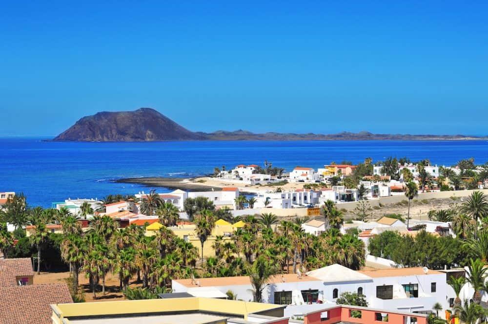 Lobos Canary Islands