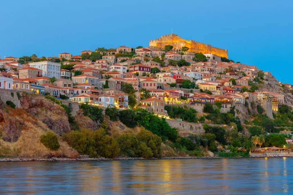 Molyvos Greece