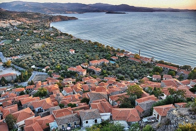 Molyvos - 10 of the prettiest villages in Greece