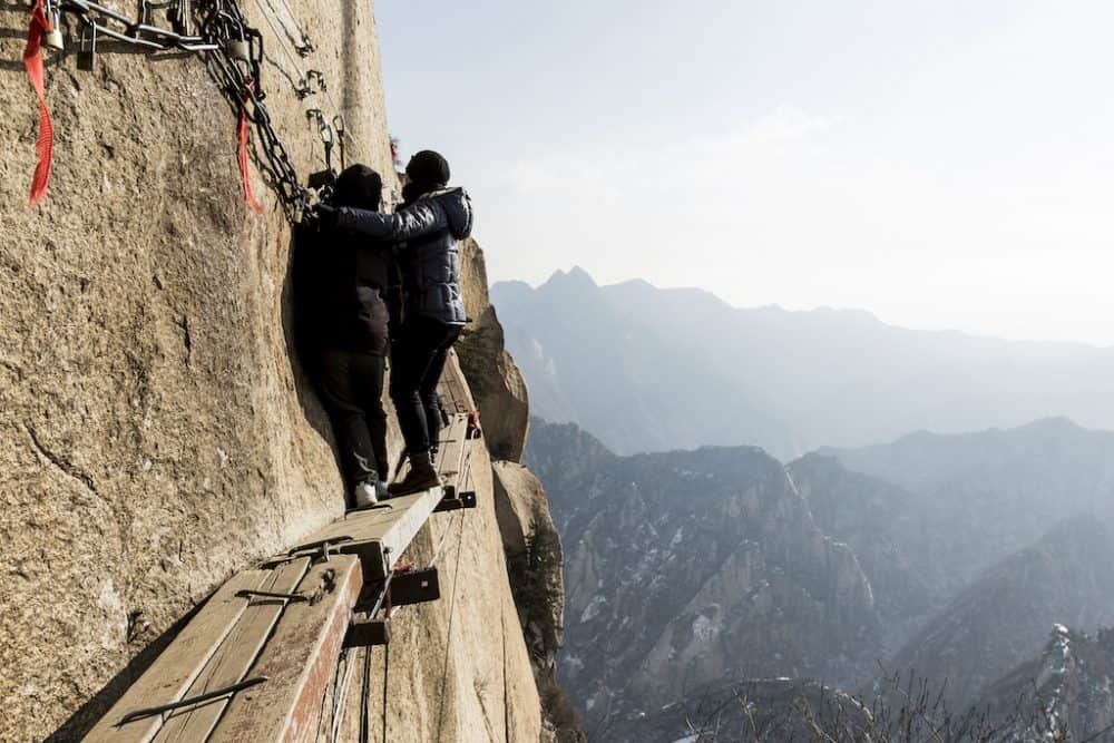 Mount Huashan Trail