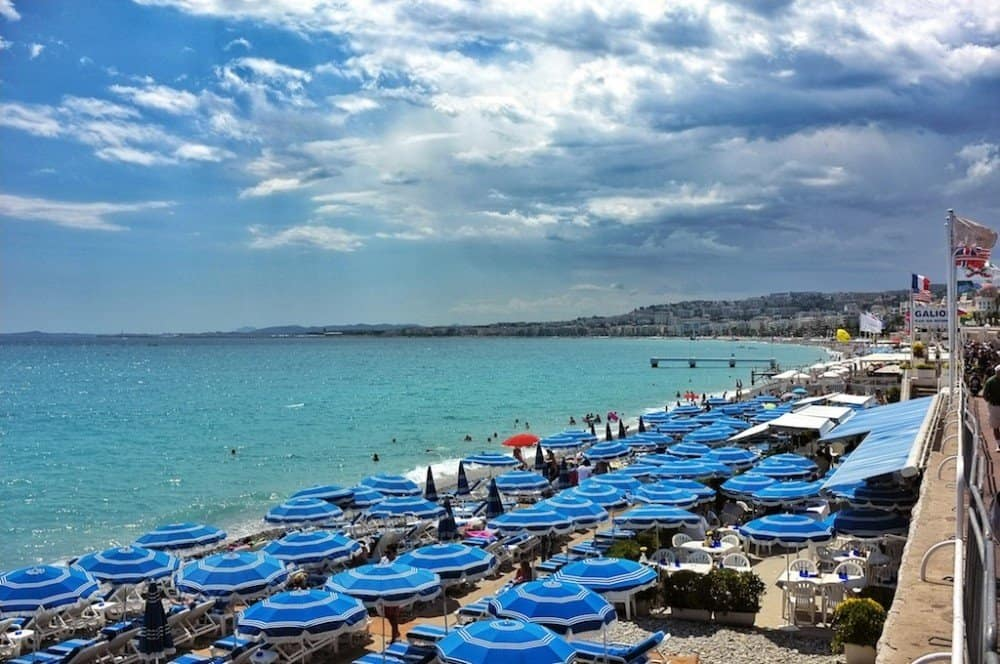 Discovering glitzy Nice, South of France | Boutique Travel
