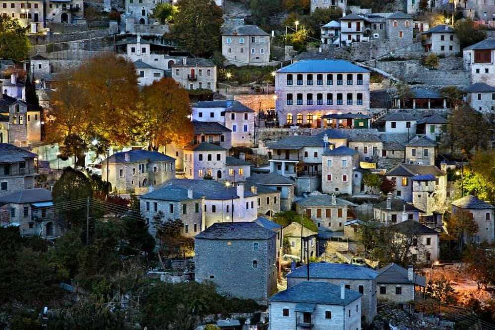 Syrrako Greece