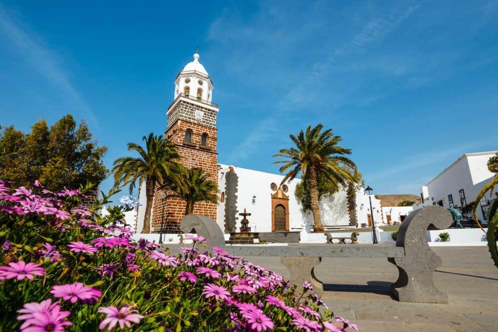 Teguise Old Town, Lanzarote