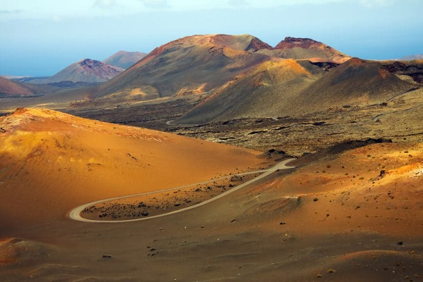 Things to do in Lanzarote when you're bored of the beach
