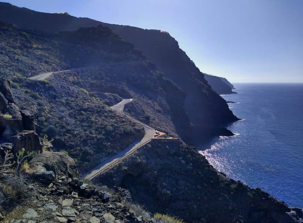 West Coast Road Gran Canaria