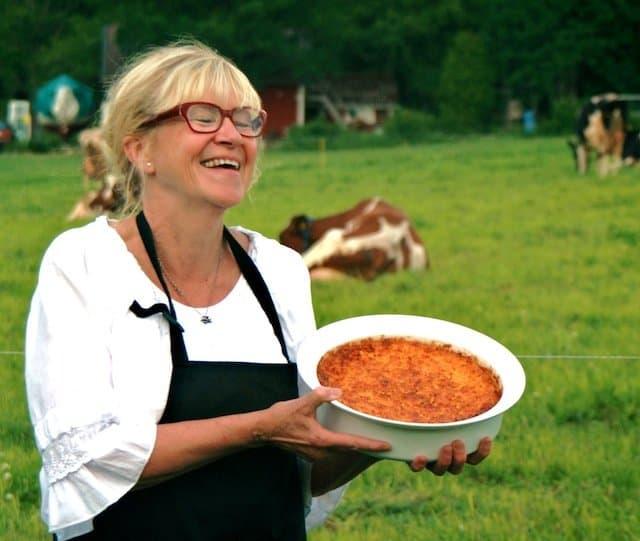 Stella'sCheesecake Sweden food academy