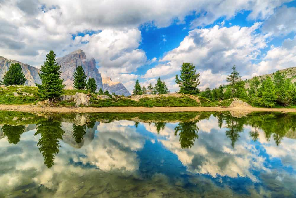 Belluno Dolomite National Park - best national parks to visit in Europe
