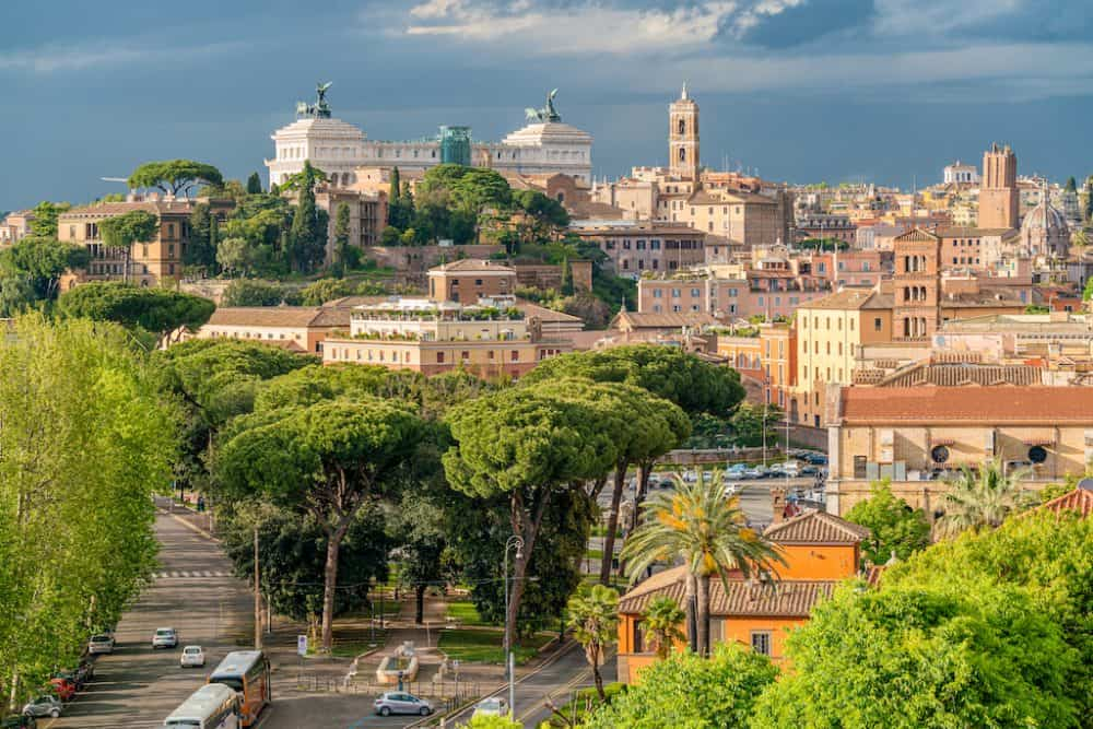 Giardino degli Aranci Rome