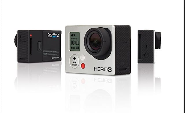 Go Pro Hero 3 Competition