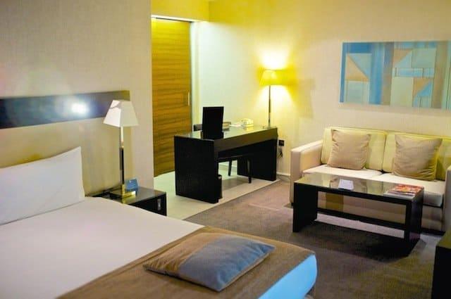 Cool hotels of London: K West Hotel & Spa Global Grasshopper