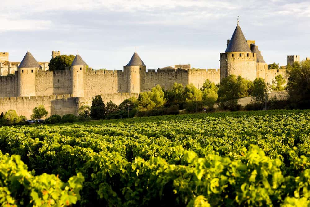 Languedoc-Roussillon - prettiest wine regions in France
