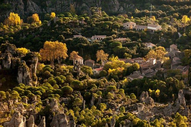 Languedoc-Roussillon region