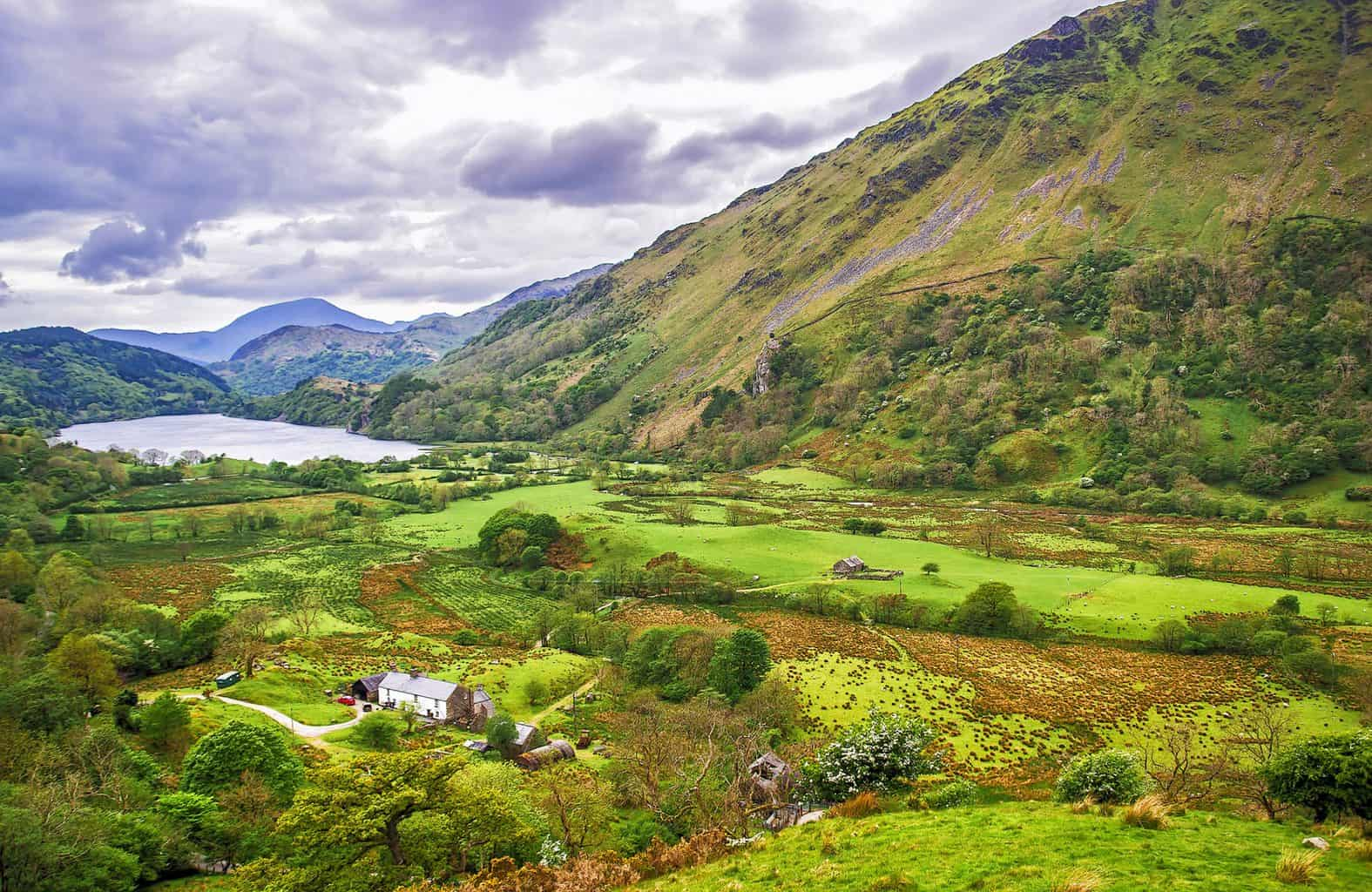 Most beautiful places to visit in Wales