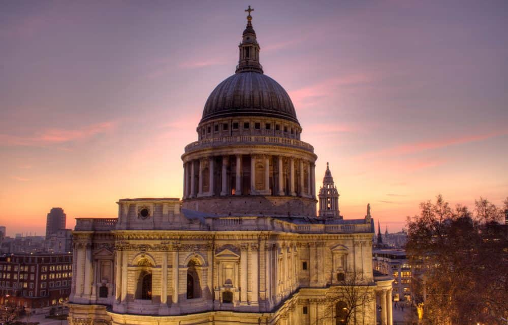 St Pauls Cathedral London
