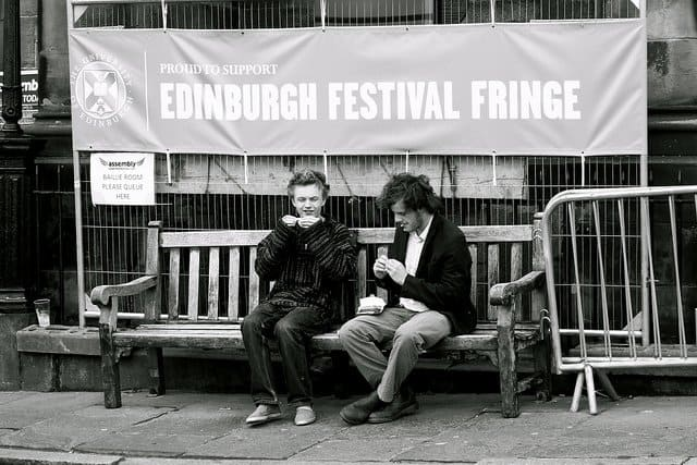 Surviving the Edinburgh Festival