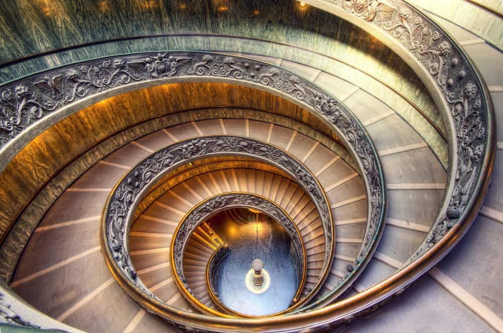 Vatican Museum Rome - best places to go in Rome